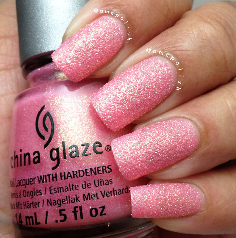 China Glaze Wish on a Starfish Swatch by Amber Connor