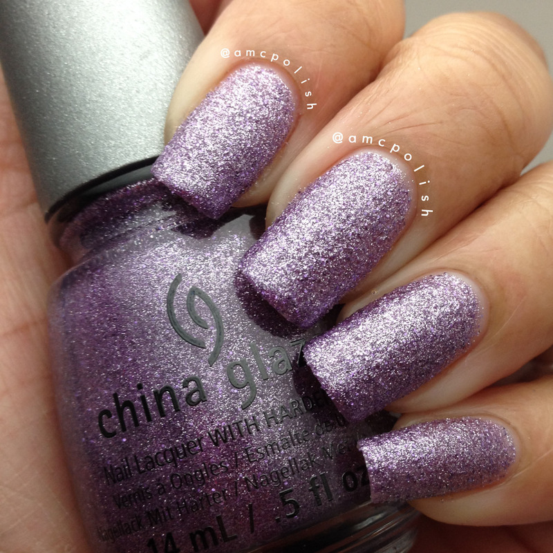 China Glaze Tail Me Something Swatch by Amber Connor