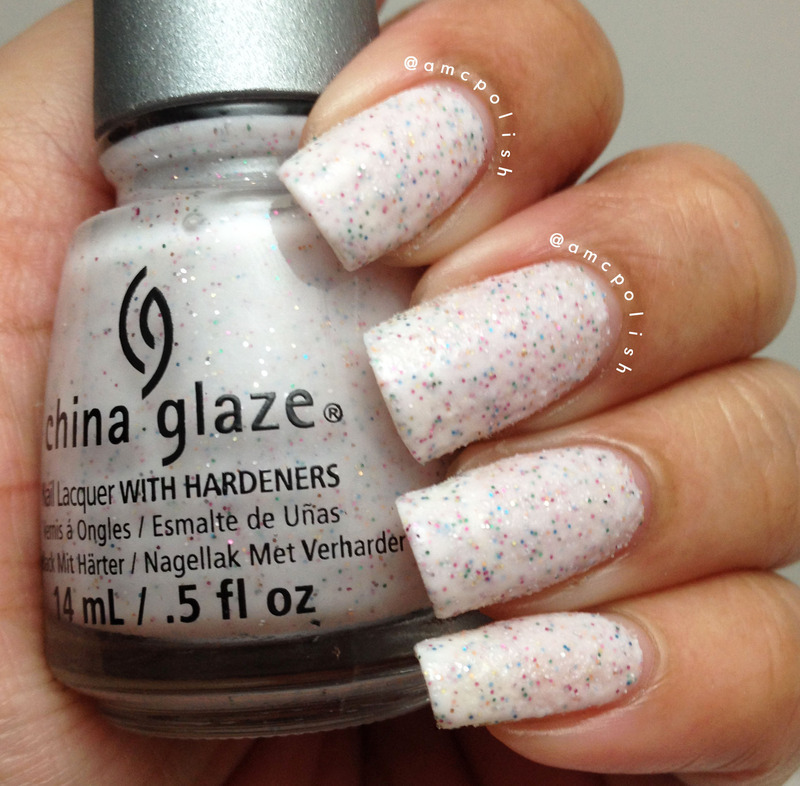 China Glaze Sand Dolla Make You Holla Swatch by Amber Connor
