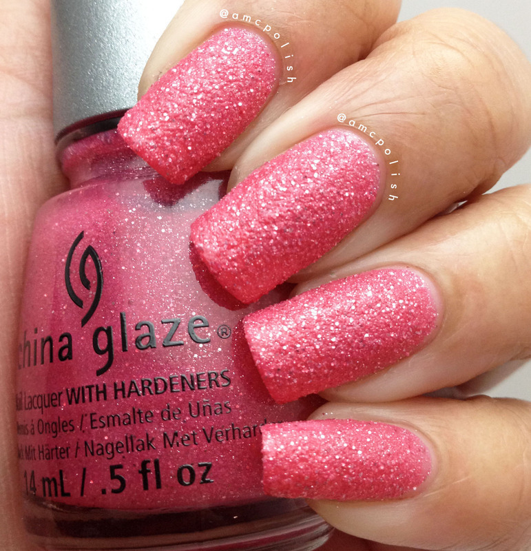 China Glaze Shell We Dance? Swatch by Amber Connor