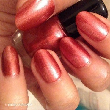 Sassy Cats Lacquer Rubies to Riches Swatch by Mohrayma C.