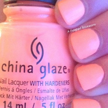 China Glaze Flip Flop Fantasy Swatch by Kacey  Nelsestuen