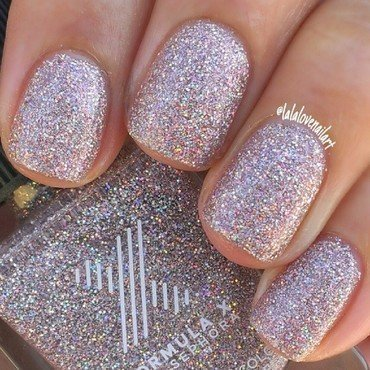 Formula X Fine Like Einstein Swatch by Jessica Byles