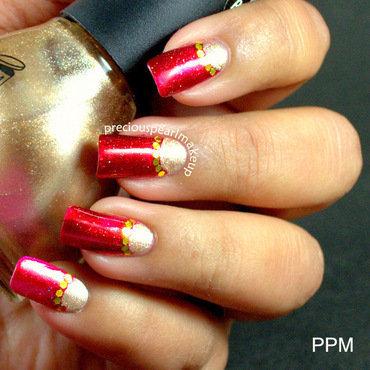 Indian bridal nail art 4 thumb370f