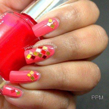 Glitter nail art 001 thumb370f
