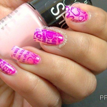 Valentine day nail art 4 001 thumb370f