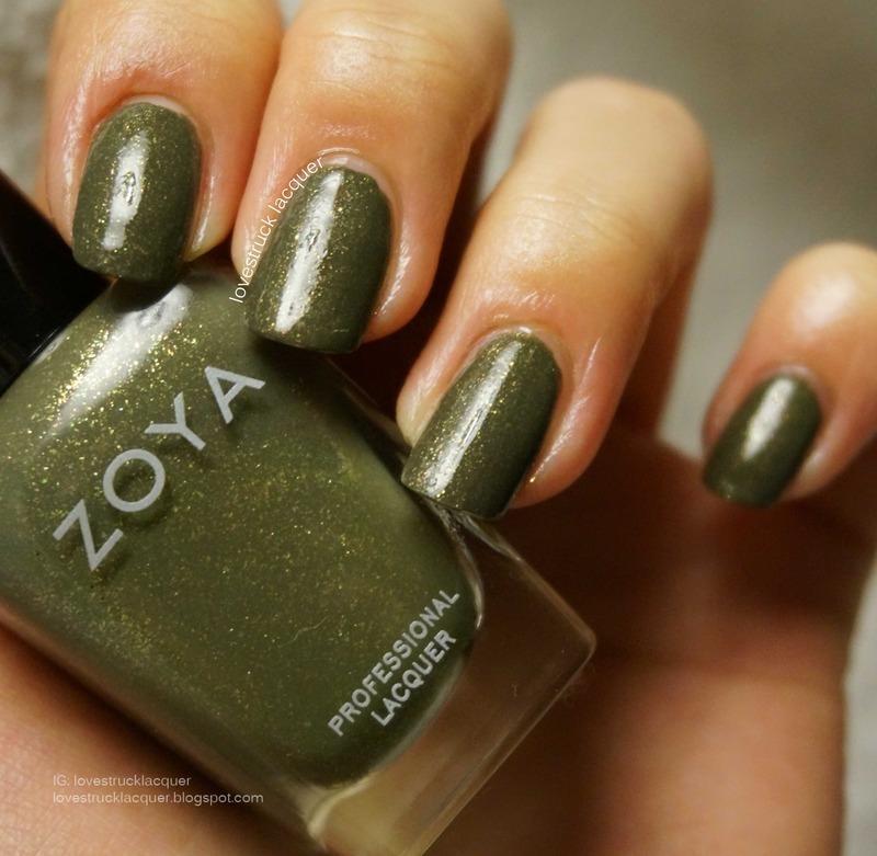 Zoya Yara Swatch by Stephanie L