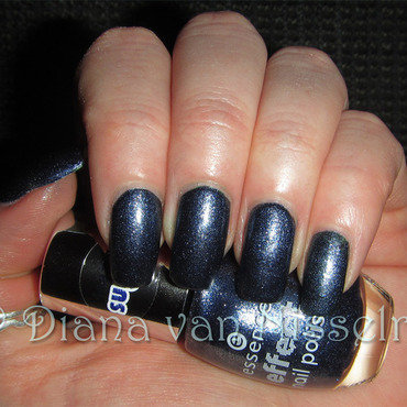 Essence 07 Blue-jeaned Swatch by Diana van Nisselroy