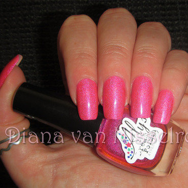 Aly s dream polish  22 hottest pink 1 thumb370f