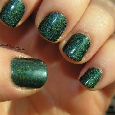 Colour Alike Do jasnej choinki Swatch by Agni
