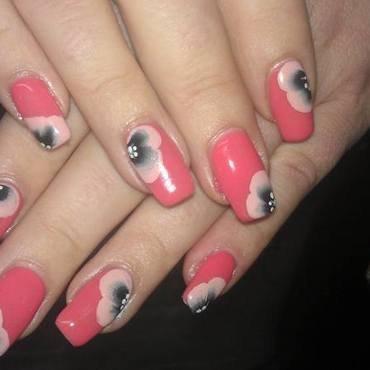 Here comes the spring ;) nail art by Marija  Janeva