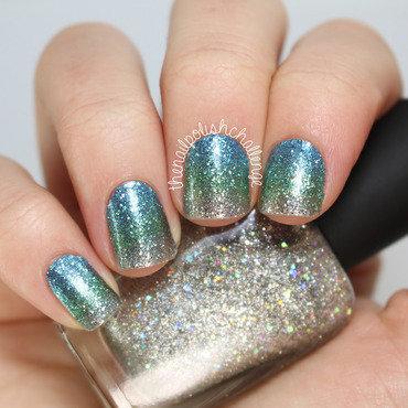 Incoco Nail Art Appliques nail art by Kelli Dobrin