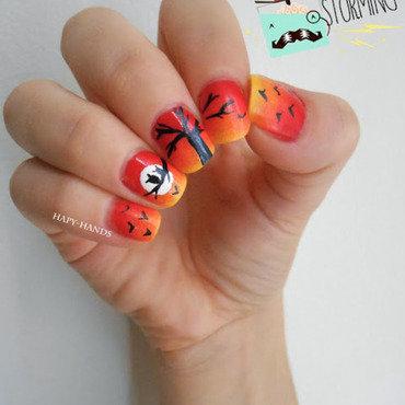 Autumn nail thumb370f