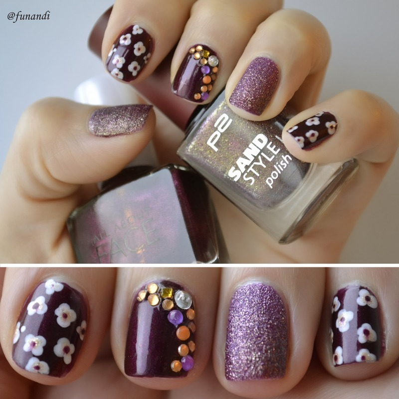 Mix and Match nail art by Andrea  Manases
