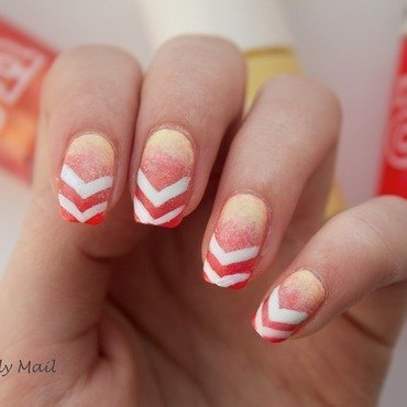 Sunset chevrons thumb370f