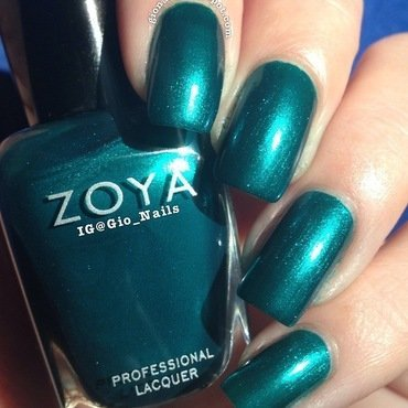 Zoya Giovanna Swatch by Giovanna - GioNails