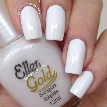 Ellen Gold Francesinha Swatch by Giovanna - GioNails