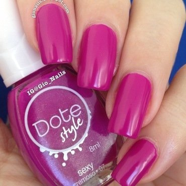 Dote Sexy Swatch by Giovanna - GioNails