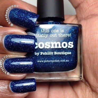 piCture pOlish Cosmos Swatch by Nicole Brackett