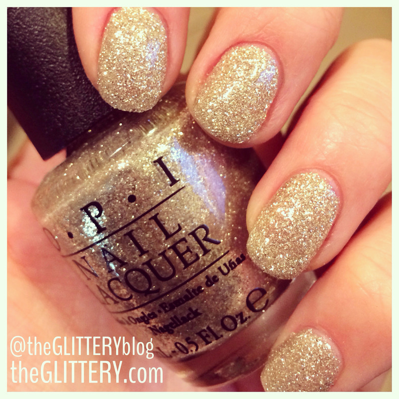 OPI My Favorite Ornament Swatch by Ari  Fund