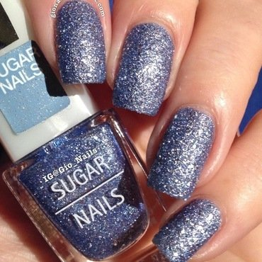 Isadora Sky Crush Swatch by Giovanna - GioNails