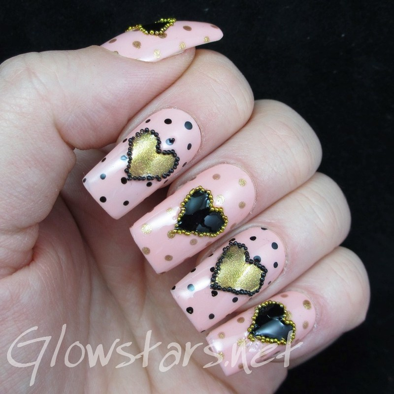 Would you stay home and keep our memories warm with me? nail art by Vic 'Glowstars' Pires