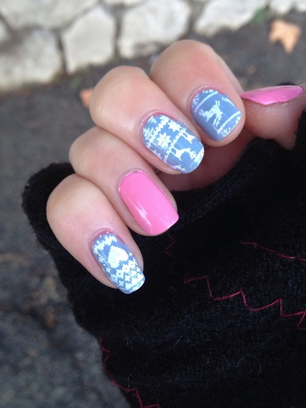 Merry Christmas ! nail art by Dju Nails