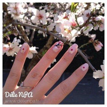 Journée de la femme nail art by Dju Nails