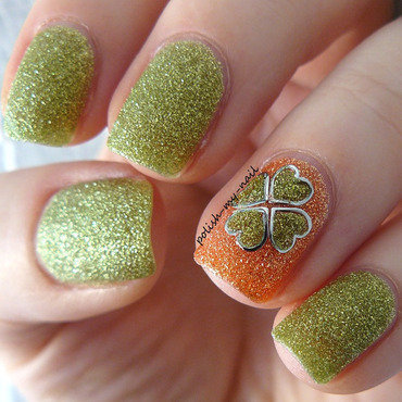 St patrics clover nails 1 thumb370f