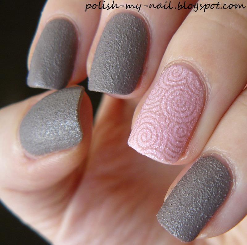 Delicate pink accent nail nail art by Ewlyn - Nailpolis: Museum of ...