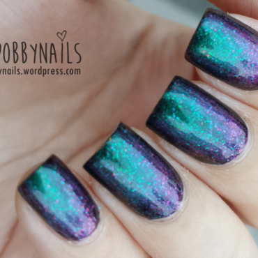 piCture pOlish Aurora Swatch by Priscilla  Lim