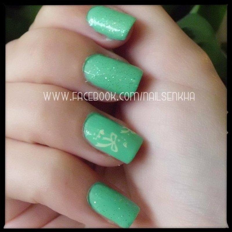 Lazo nail art by Nailsenkha
