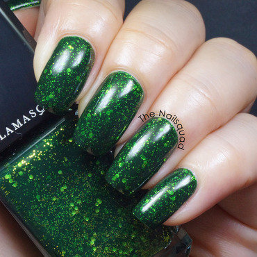 Illamasqua Destiny Swatch by thenailsquad