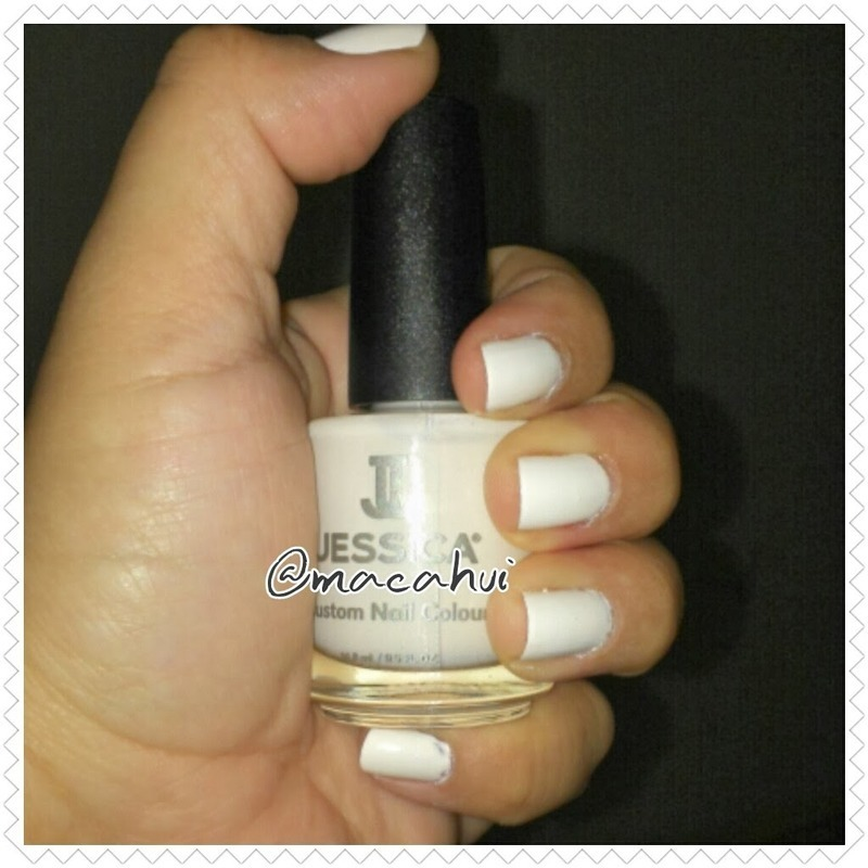 Swatch nail art by Lizeth