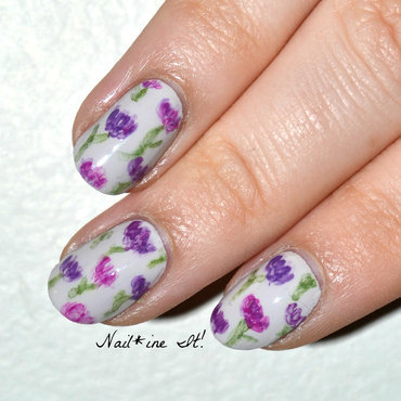 Watercolor flower nails 1066w2 thumb370f