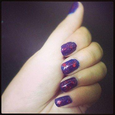 My Favourite Colors nail art by JingTing Jaslynn