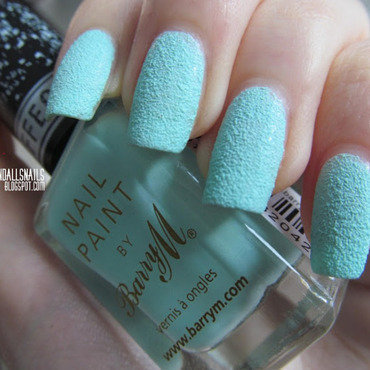 Barry M Ridley Road Swatch by Julia Friedel