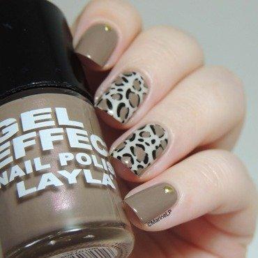 Feline nails nail art by Marine Loves Polish