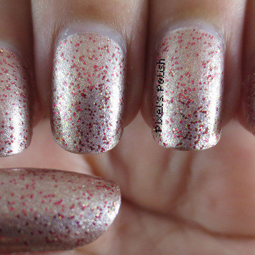 Sinful Colors Gilded and Color Club Antiqued Swatch by Pixel's Polish