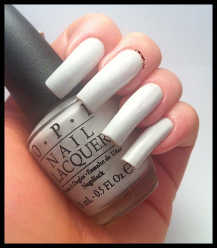 OPI My Boyfriend Scales Walls Swatch by Carrie