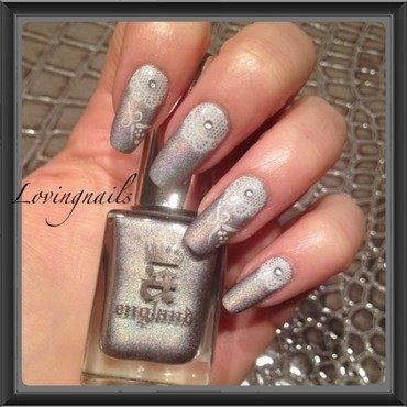 nail art dentelle nail art by lovingnails nail art