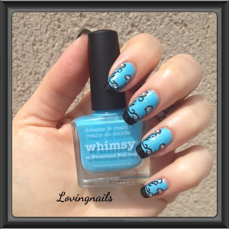 nail art water nail art by lovingnails nail art