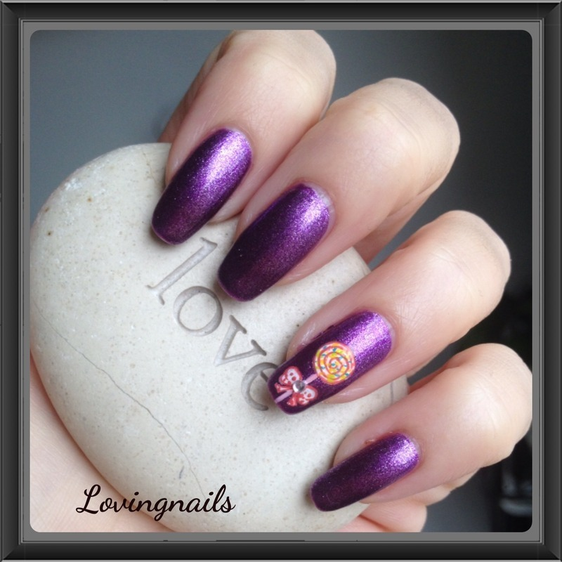 nail art candy ! nail art by lovingnails nail art