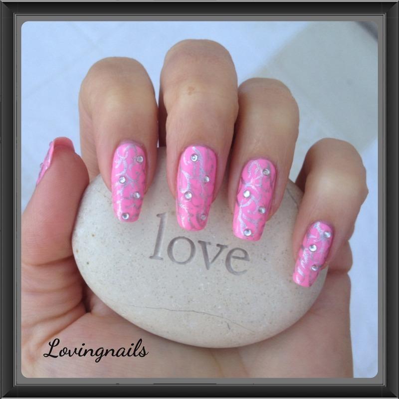 nail art barroque nail art by lovingnails nail art