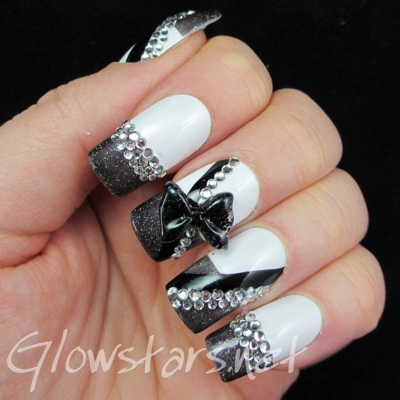 You can't have another piece of my soul nail art by Vic 'Glowstars' Pires