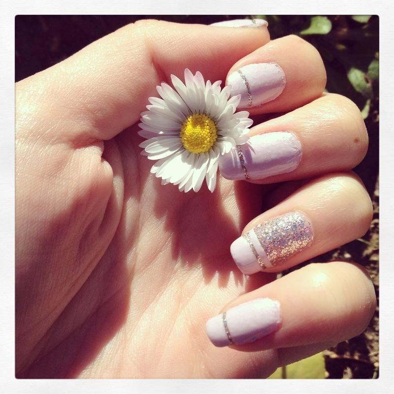 Wedding nails - part two nail art by Dju Nails