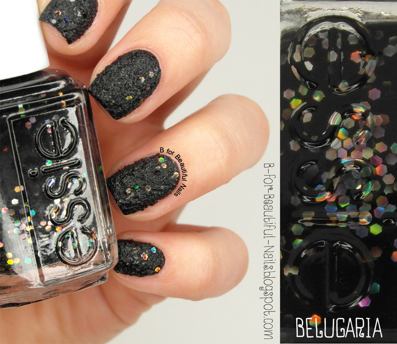Essie Belugaria Swatch by B.