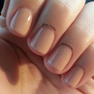 OPI somoan sand Swatch by kEElyN mARiN
