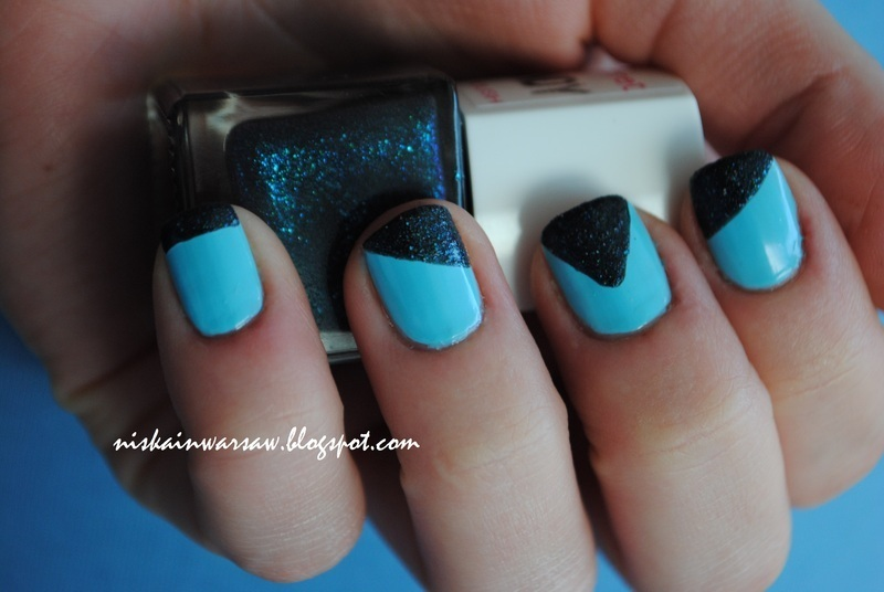 Different Shapes nail art by Niska
