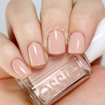 Essie Spin the bottle Swatch by Kelli Dobrin
